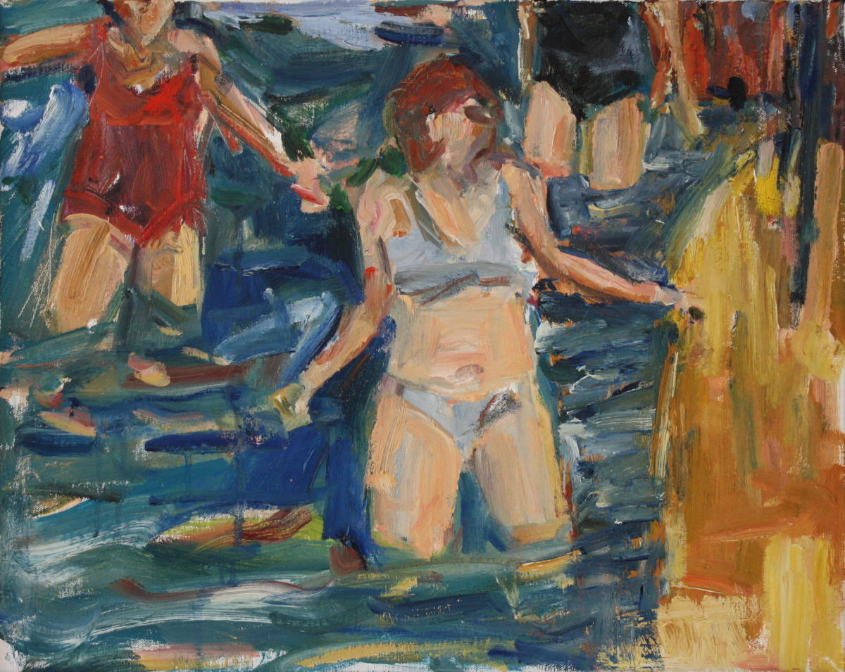 Bathers #2 (large view)