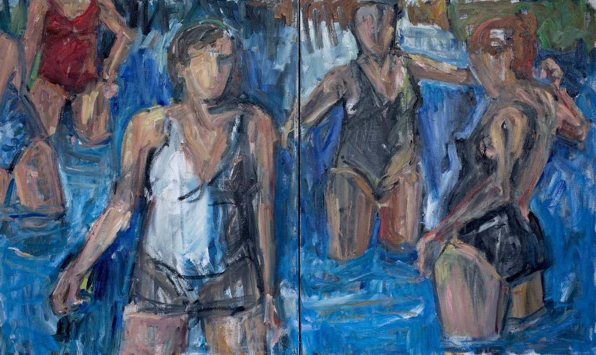 Untitled- (diptych) (large view)
