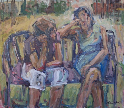 Park Bench Revisited