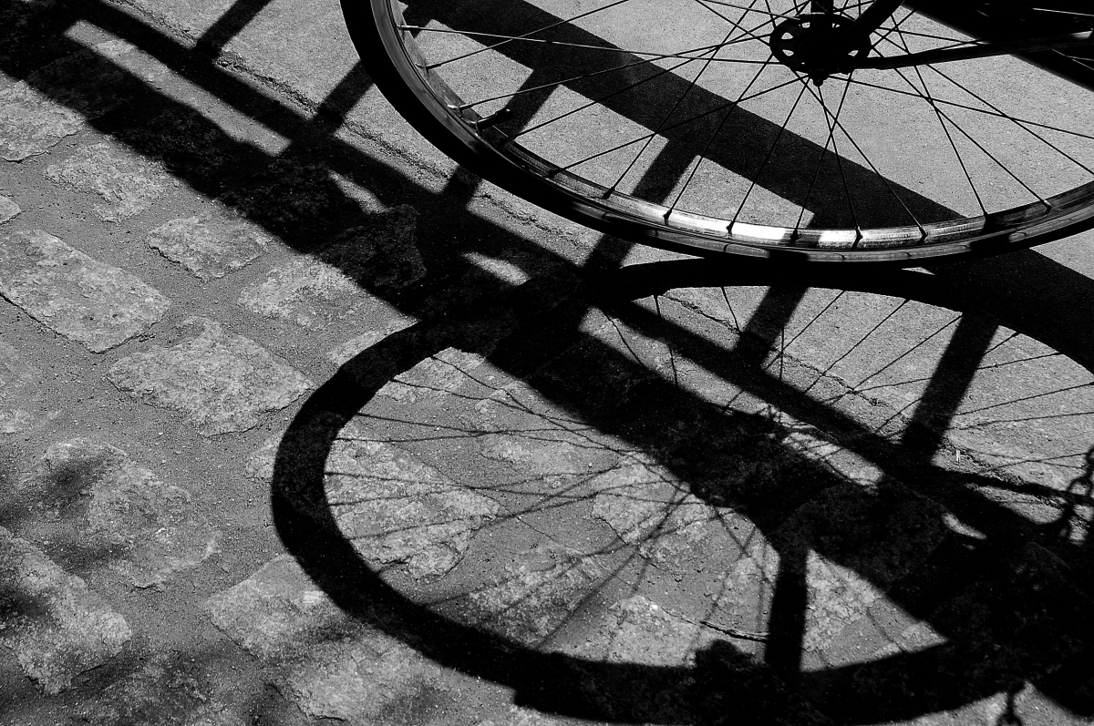 Spokes Shadow (large view)