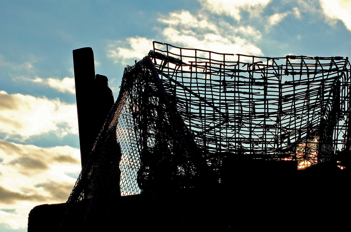 Rockland Lobster Trap (large view)