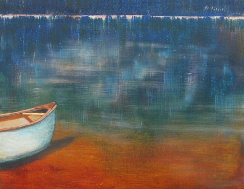 CANOE by Karen Peterson