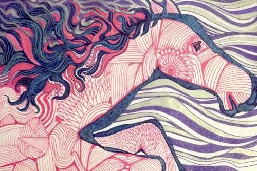 Wild Abandon  by Karla Gallagher
