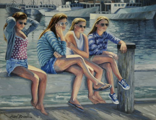 Harbor Girls (large view)