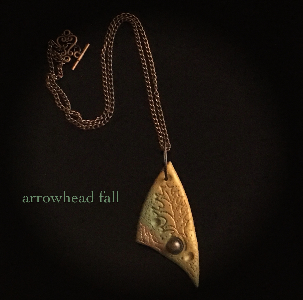 Arrowhead Fall (large view)