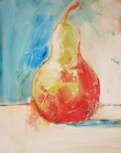 Pear Study #1