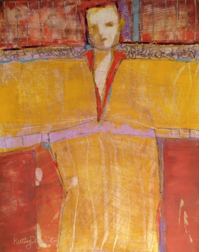 Saffron Robe