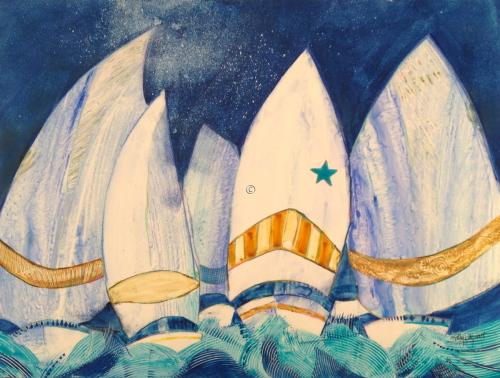 Starlight Sail