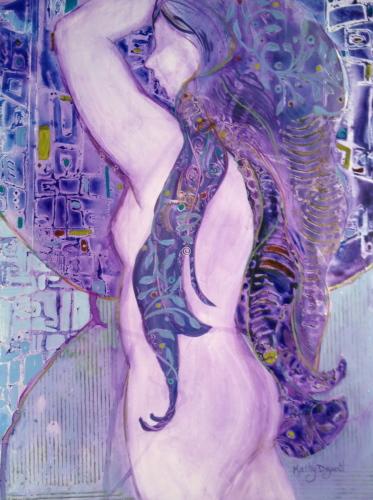 Violet Godiva