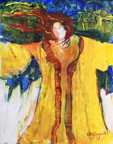 Aureolin Robes