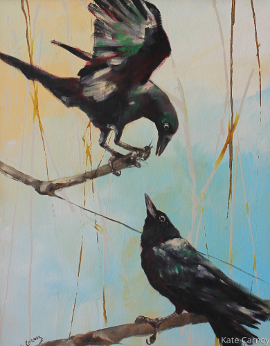 Crow Conversations