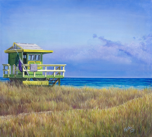 Solitary Station by Kathi Dugan