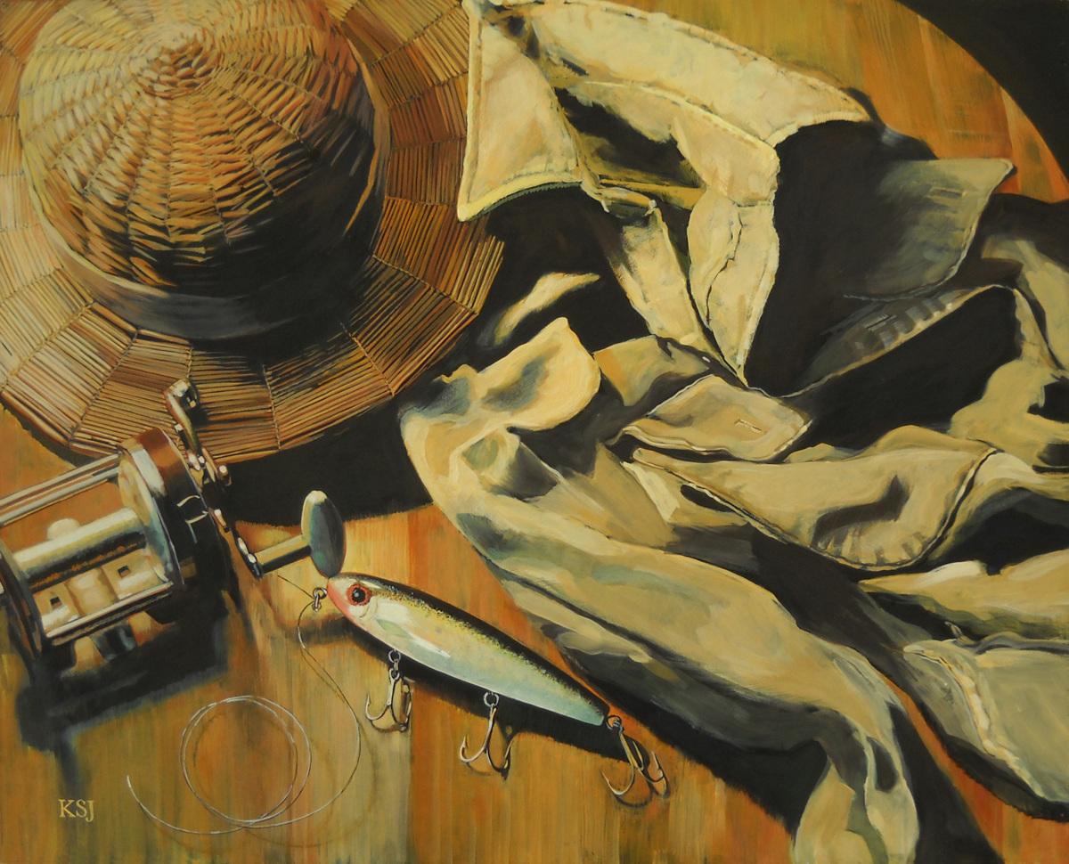 Gentleman Fisherman (large view)
