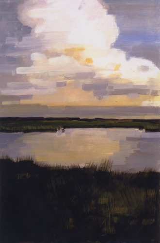 Bayou Fortblanc Six PM by Kathleen Joffrion