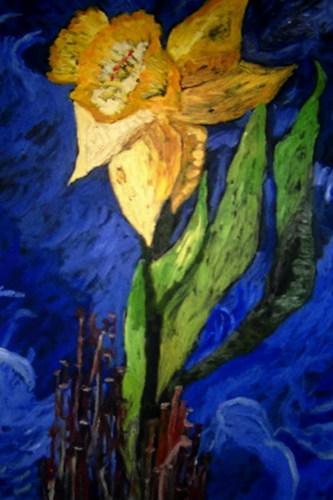 brewster in bloom