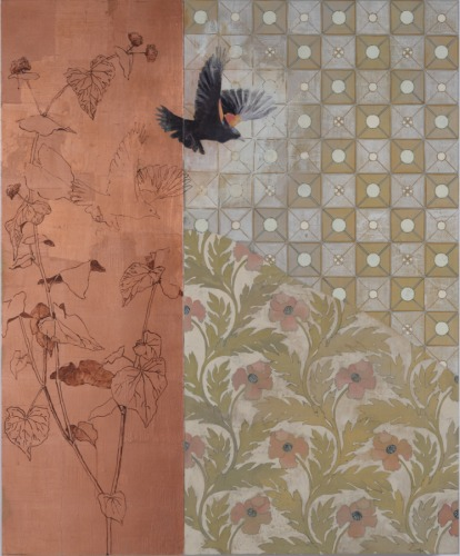 Painting--Acrylic-AbstractBuckwheat