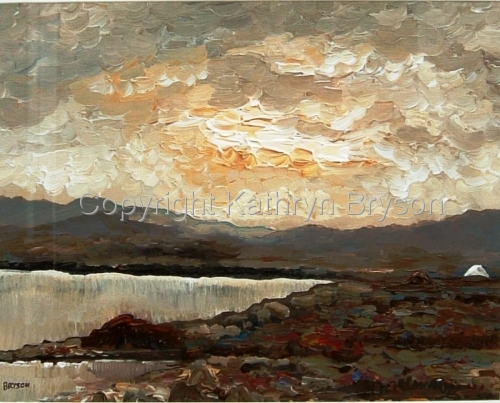 Dark Dawn by Kathryn Bryson