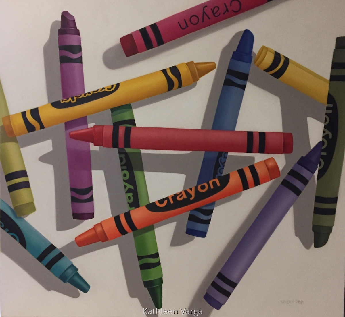 """""""CRAYONS"""" (large view)"""