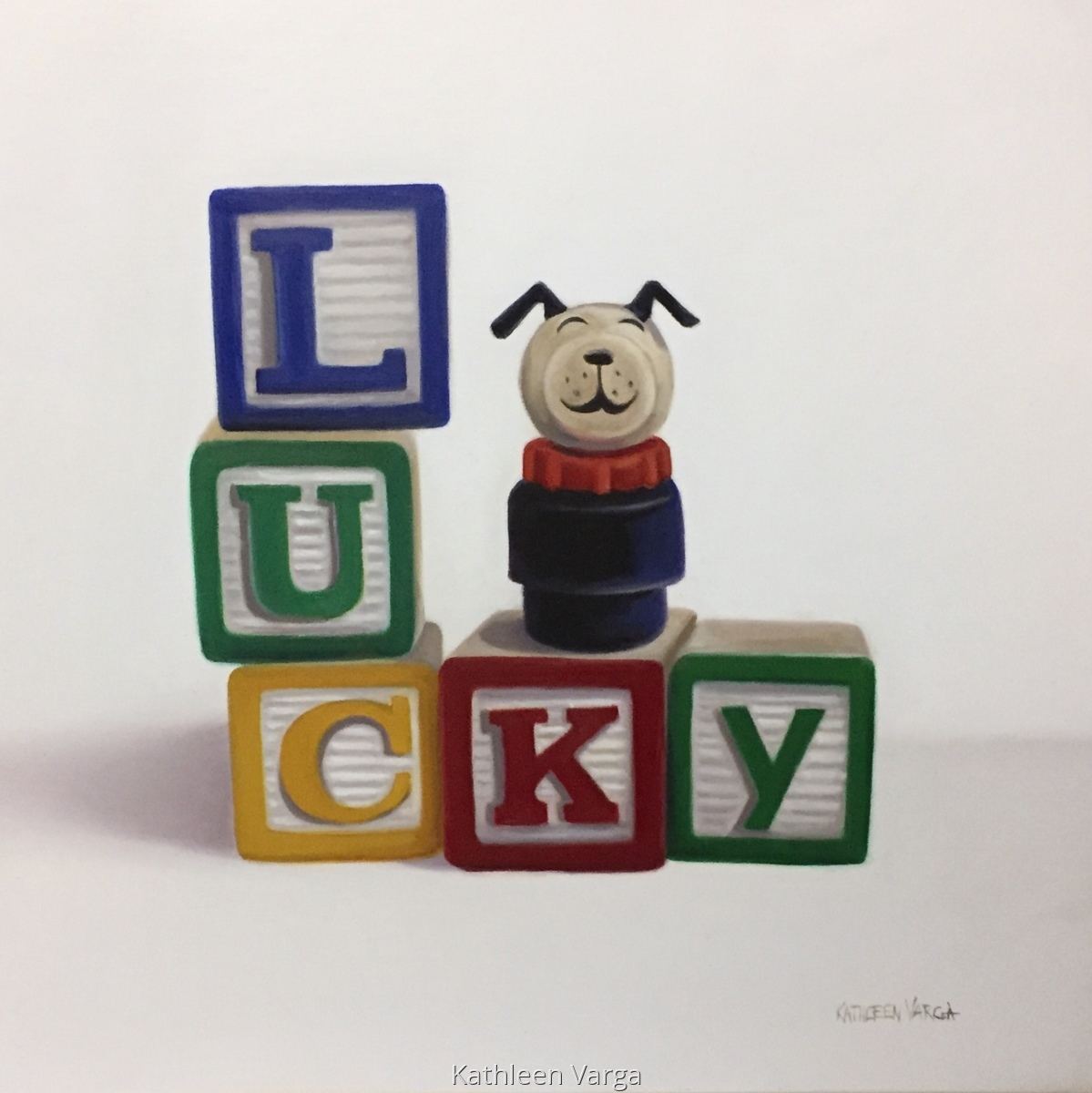 """""""Lucky"""" (large view)"""