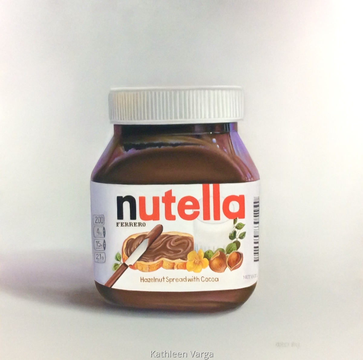 """Nutella"" (large view)"