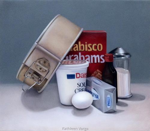 """CHEESECAKE SPECIAL"" by Kathleen Varga"