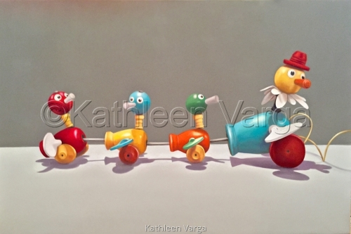 Getting My Ducks In a Row