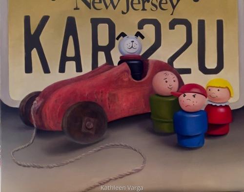 Family Fun Car