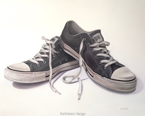 All Star Sneakers by Kathleen Varga