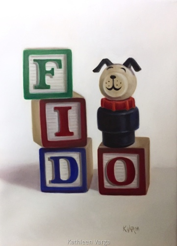 """""""Fido"""" (large view)"""