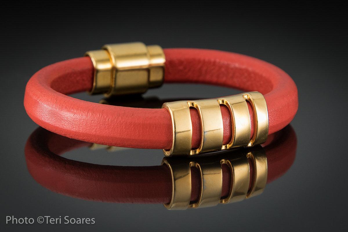 Heavenly Orange Bracelet (large view)