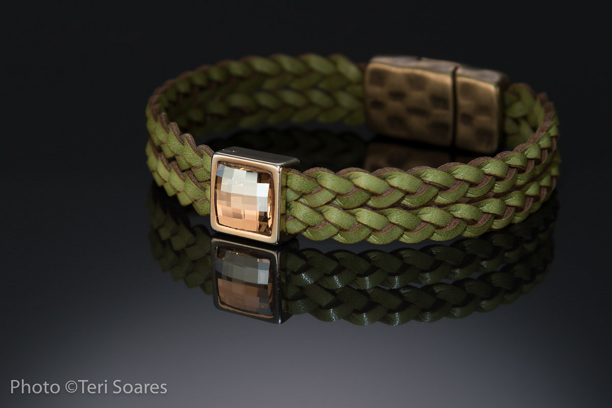 Verde Desert Bracelet (large view)