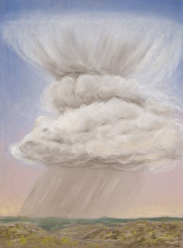 Thunderhead by Katharine Holmquest Poole