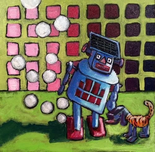 Day 9 - Solar Robot