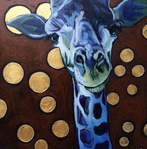 Day 14 - Giraffe