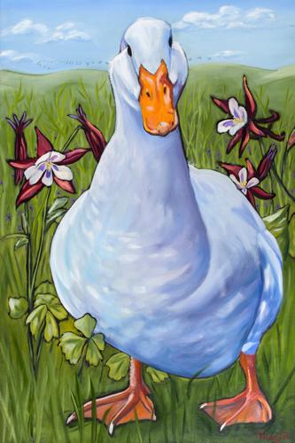 duck n' columbine