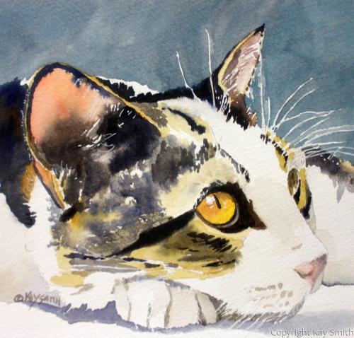 Wistful Kitty