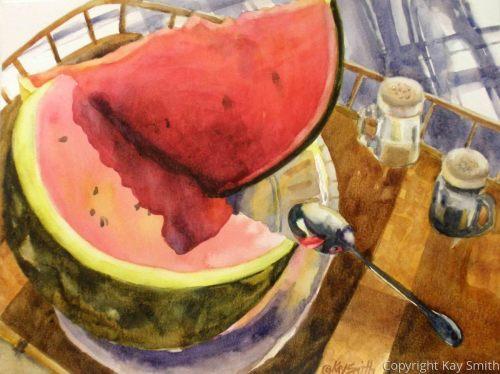 July Watermelon