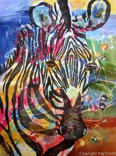 Zebra Vibration