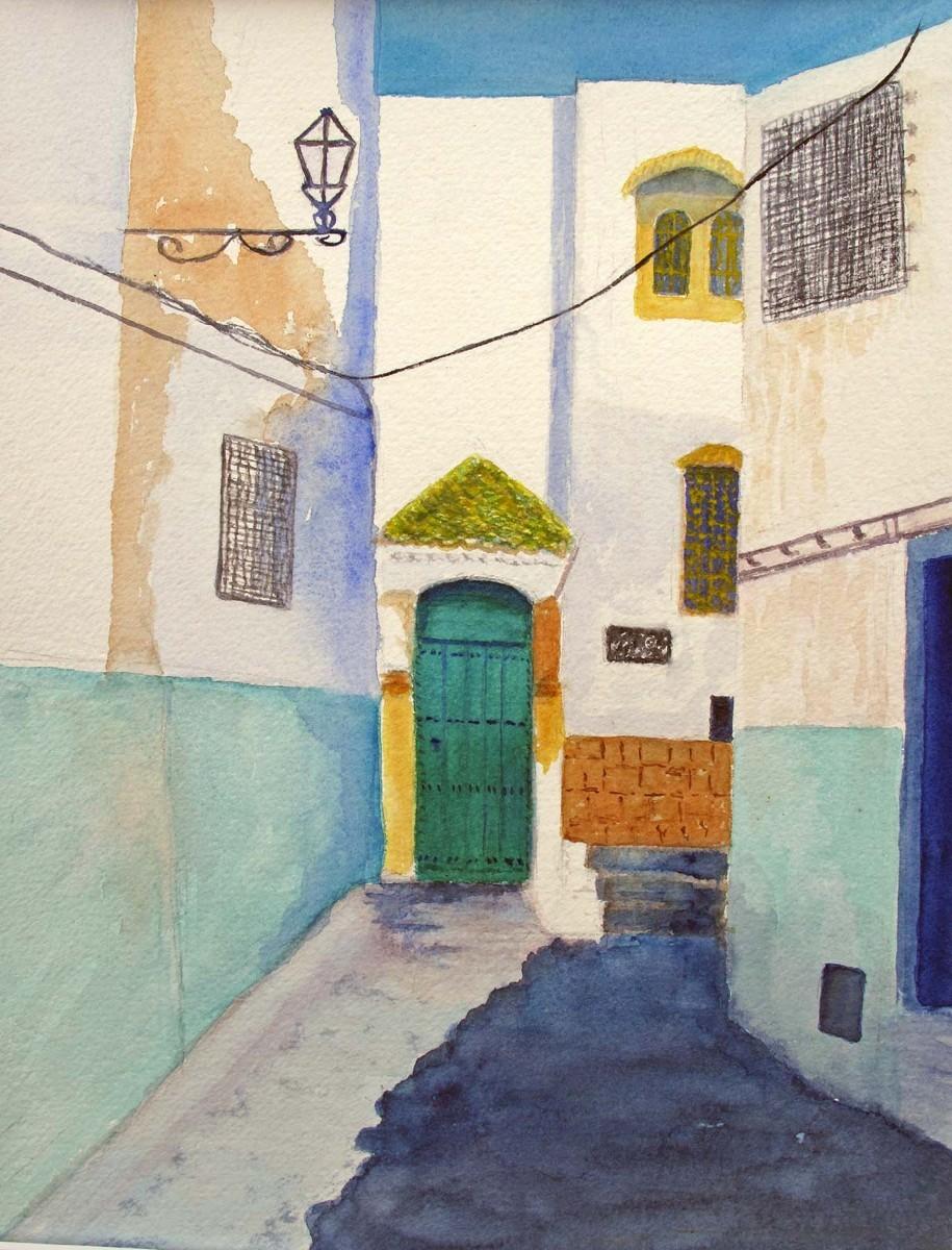 Cul de Sac Morocco (large view)