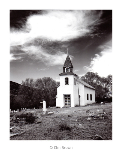 Church, San Patricio, NM