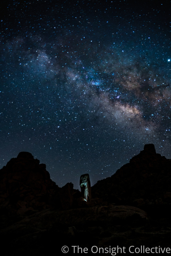 Obelisk Galaxy