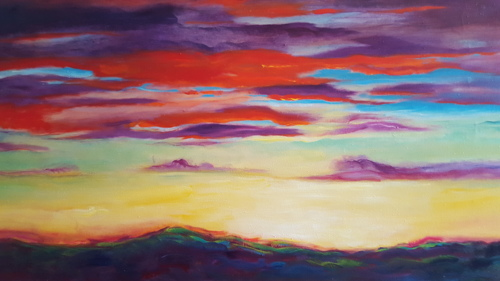 Sandia Sunset 5