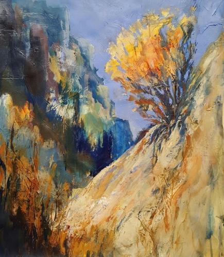 Steep, Sandia Mtns