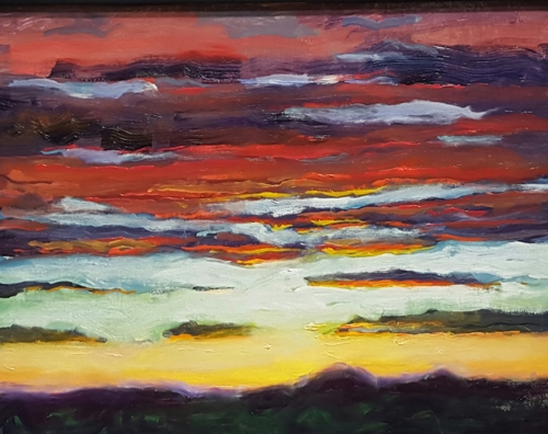 Sandia Sunset 2