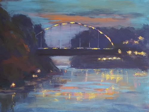 Bridge Lights & Shore Lights