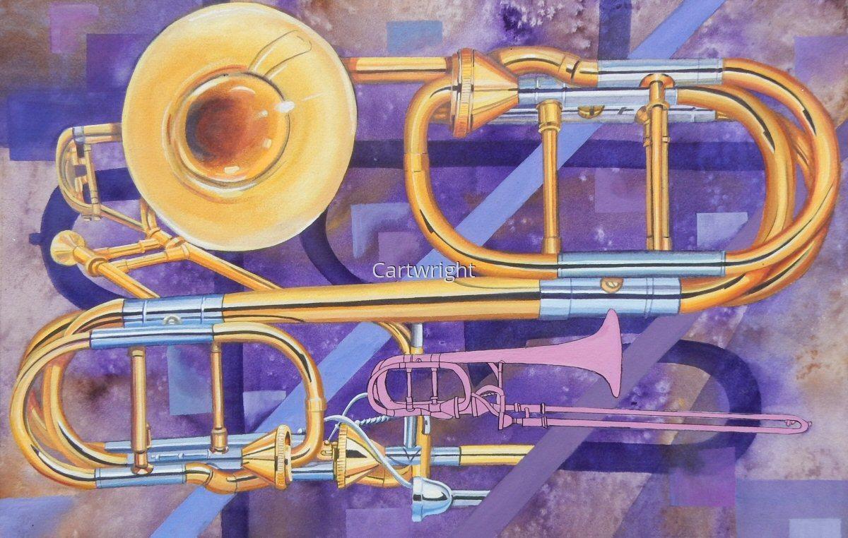 Trombone (large view)