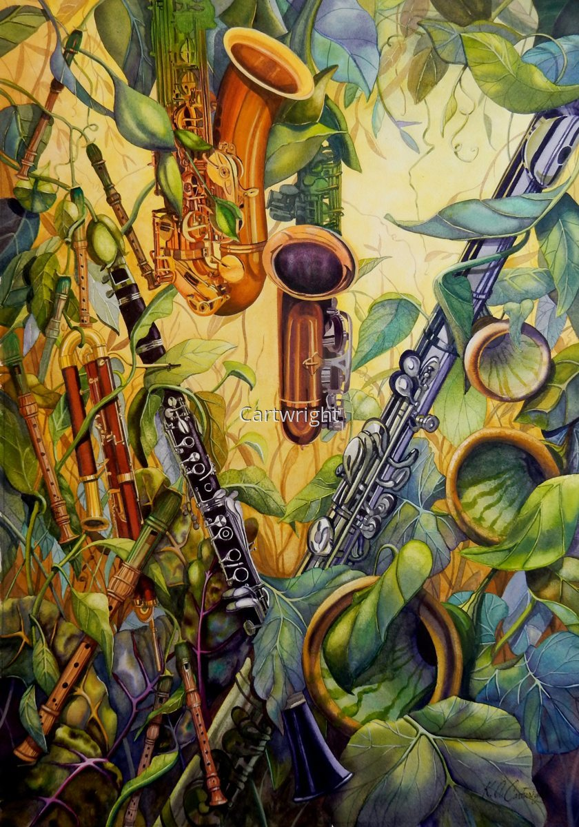 Woodwind Garden (large view)