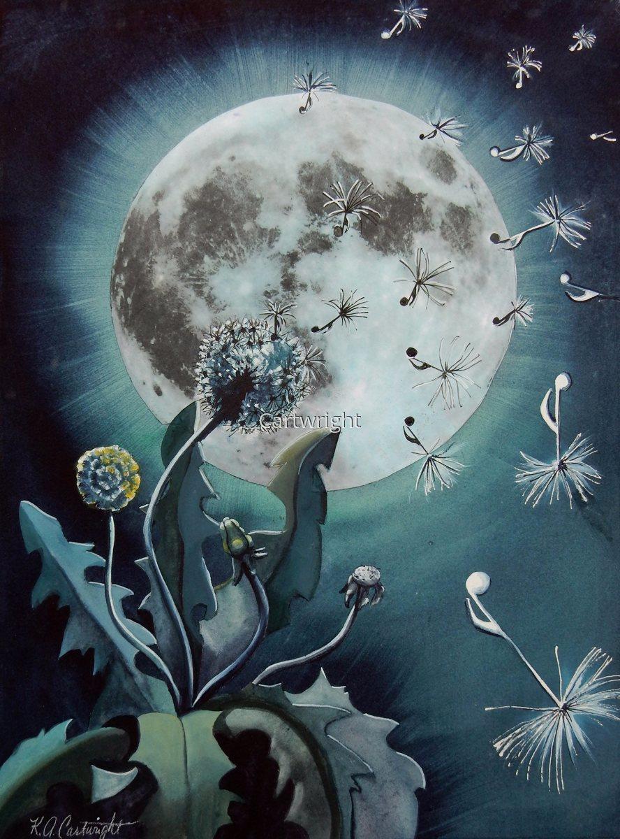 Moonlight Serenade (large view)