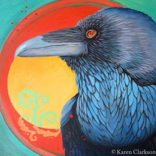 Raven Vortex
