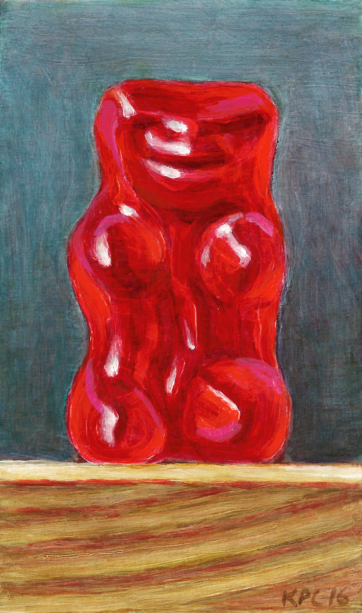 Red Gummy (large view)